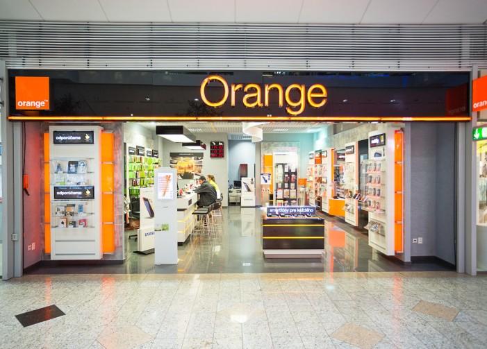 Orange - Aupark Shopping Center Piešťany - Aupark Piešťany 710c5d2b39b